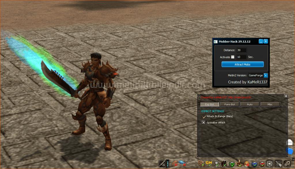 Metin2 TR Metin2Mod Launcher Hilesi 24.01.2015 indir
